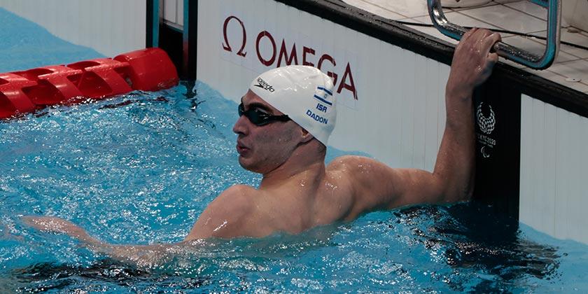 Фото: Амит Альмагор, Израильский паралимпийский комитет