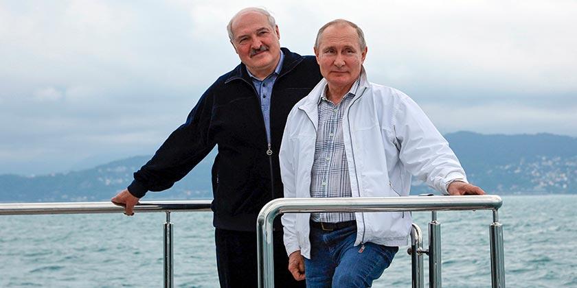 Sergei Ilyin, Sputnik, Kremlin Pool Photo via AP