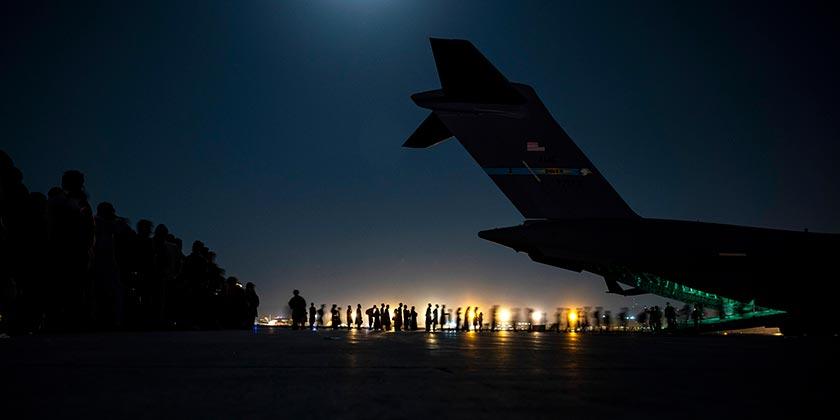 Senior Airman Taylor Crul/U.S. Air Force via AP