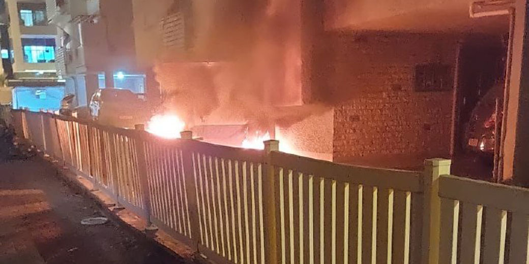 Фото: Пожарно-спасательная служба