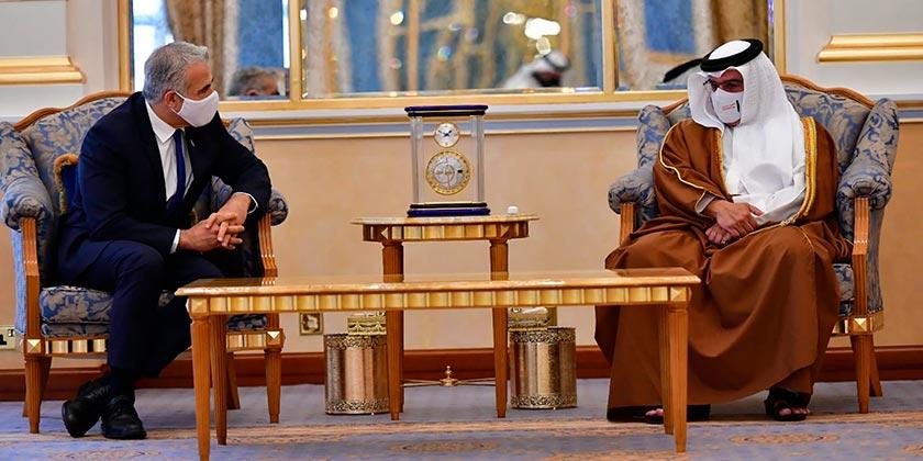 Shlomi Amshalem/GPO via AP