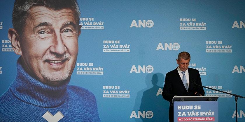 AP Photo/Petr David Josek