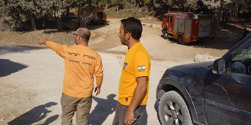 Пресс-служба полиции Израиля