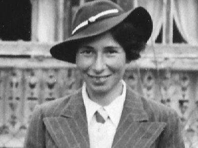 Урсула Кучински. Фото из семейного архива.